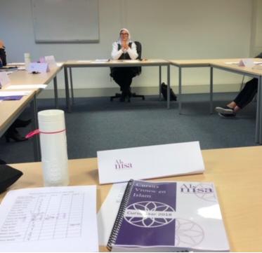 Cursus Vrouw en Islam